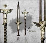 2 hours - Weapon Designs
